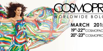 Cosmoprof Bologna, nuevo certamen 2015